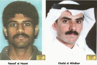 Resultado de imagen para Khalid al-Mihdhar y Nawaf al-Hazmi