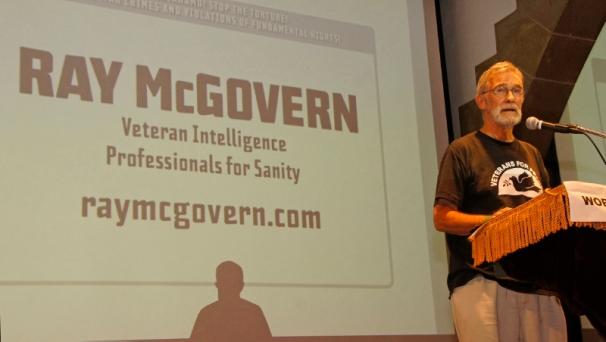 Resultado de imagen para veterans intelligence Professionals for Sanity (VIPS)